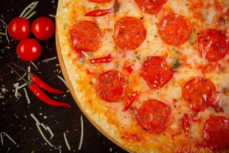 Что положить в пиццу