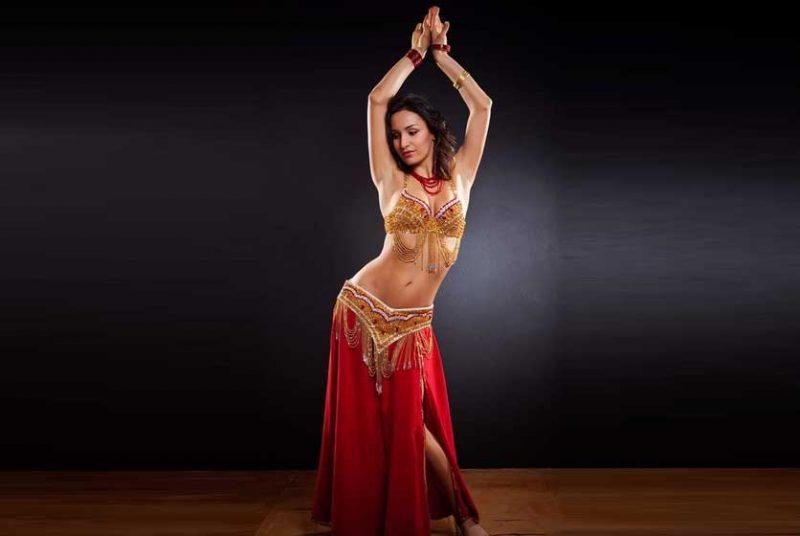 Истоки возникновения танца живота