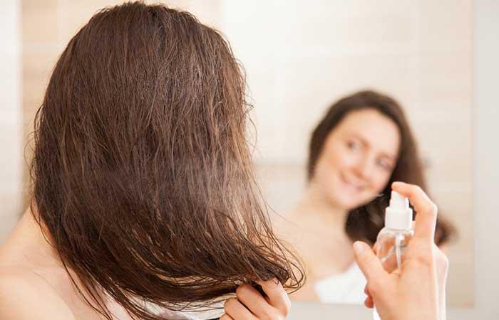 Яблочный уксус для роста волос