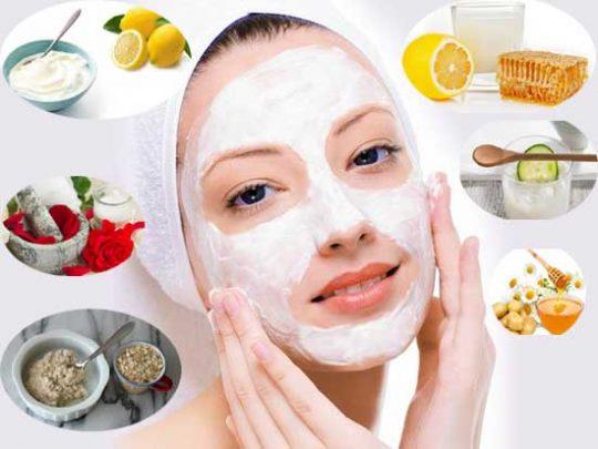 Основные типы масок
