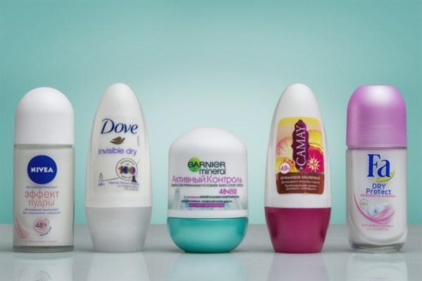 какой дезодорант выбрать