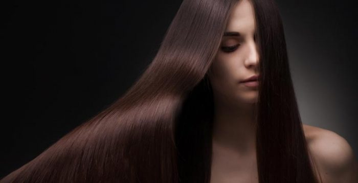 насыщение волос кератином