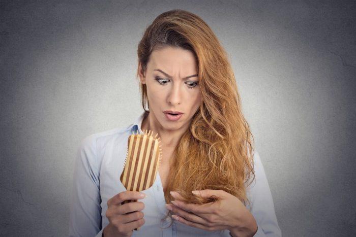 выпадения волос после родов