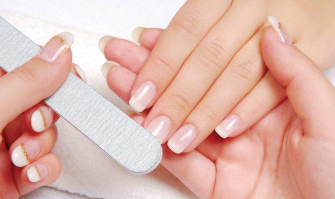 Простой и эффективный уход за ногтями