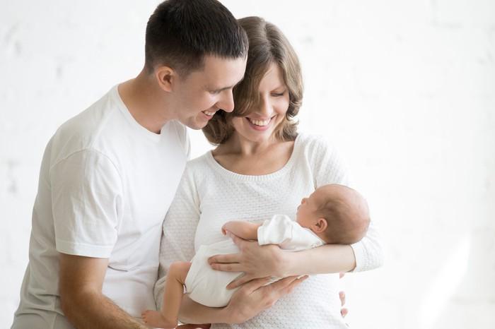 Что нужно новорожденному на первое время