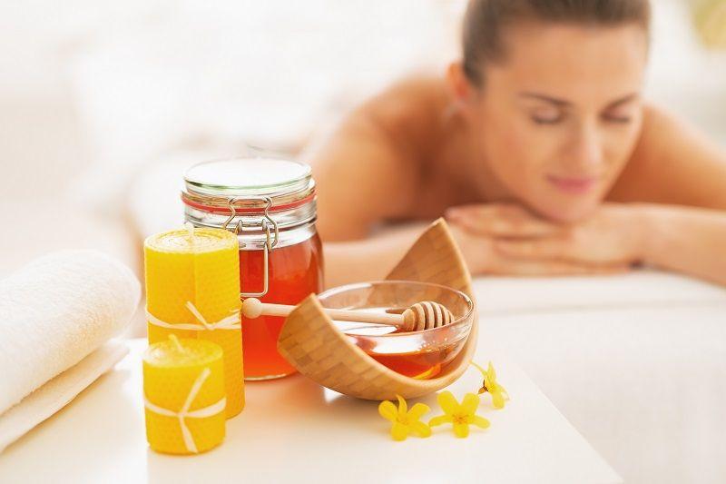 обертывания медом