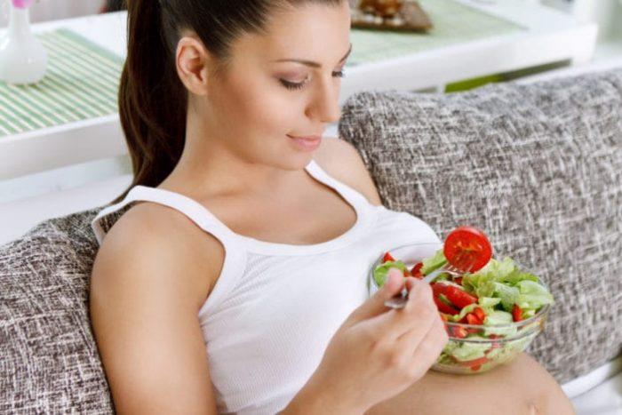 питание беременным