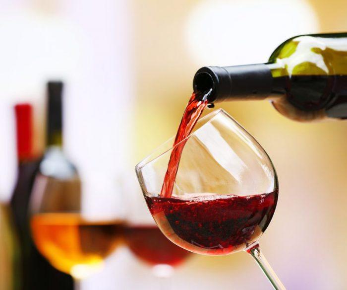 Полезно ли вино на диете