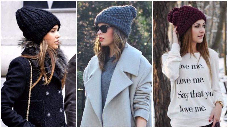 Модные шапки зимы 2018
