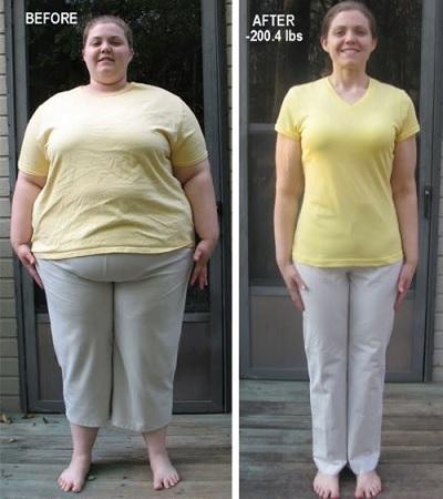 Бодифлекс фото до и после