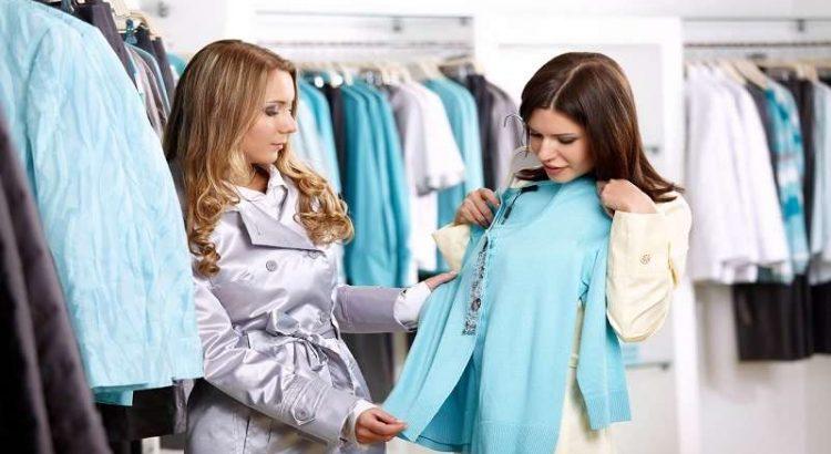 Шопинг: как правильно подобрать одежду