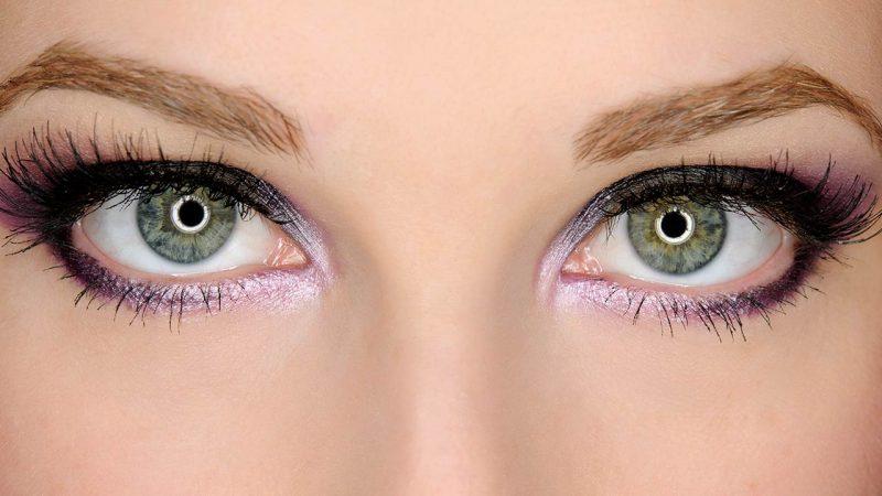 Правильный макияж для зеленых глаз
