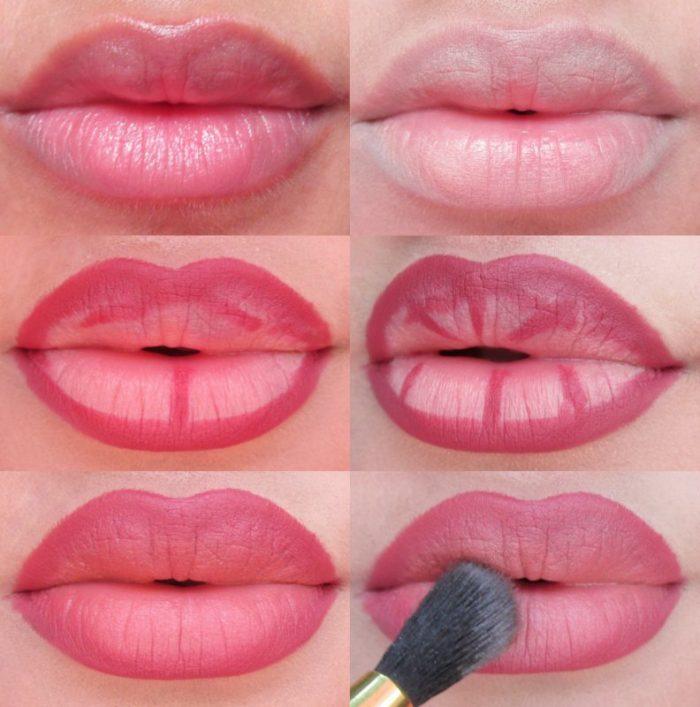 Секреты макияжа губ