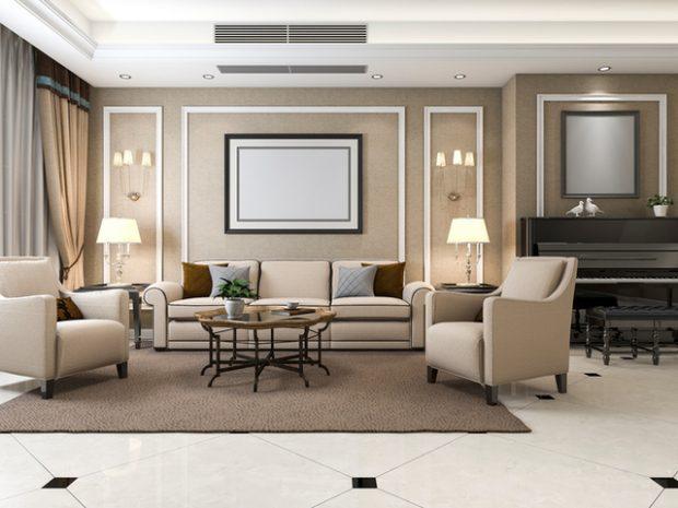 Как выбрать правильный цвет для любого помещения дома