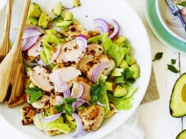 Индийский салат