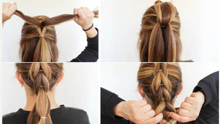Как заплести французскую косу: