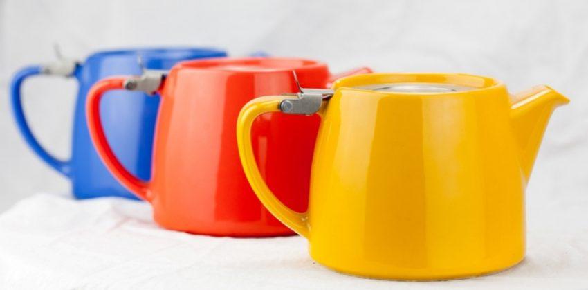 Яркие цвета способны трансформировать практически любой предмет