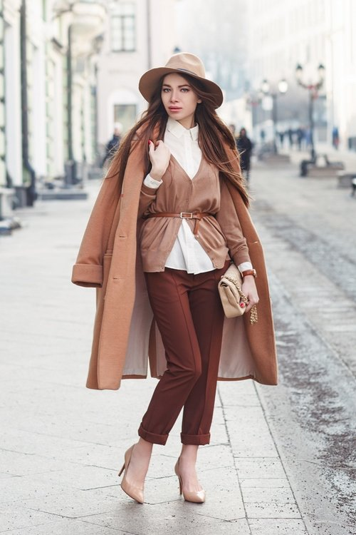Осенне-зимняя мода